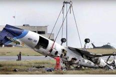 Cel puţin doi morţi după prăbuşirea unui avion în Irlanda de Nord