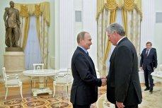 Noul preşedinte al Cubei - discursul pe care SUA nu-l aşteptau