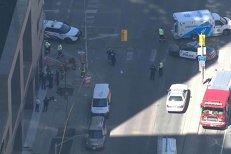 Atac la Toronto: Cel puţin 10 morţi şi 15 răniţi după ce un şofer care a intrat cu o dubiţă în mulţime cu peste 100 km/h. Atacatorul, arestat. Mesajul premierului Canadei. VIDEO