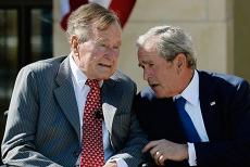 Fostul preşedinte american George H.W. Bush a fost spitalizat, la o zi după funeraliile soţiei sale