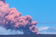 Mii de oameni au fost evacuaţi din Hawaii, după erupţia unui vulcan