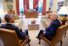Barack Obama, lecţie de politică externă pentru Trump:  Comite o