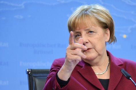 """Merkel: """"Europa trebuie să facă mai multe pentru a pune capăt războiului din Siria"""""""
