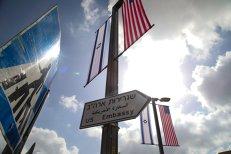 SUA au inaugurat noul sediu al ambasadei, în Ierusalim. VIDEO