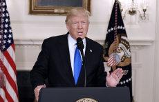 Mesajul lui Trump, după ce decizia lui a dus la conflicte cu zeci de morţi şi mii de răniţi în Fâşia Gaza