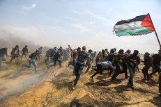"""Trump dă vina pe Hamas pentru violenţele din Fâşia Gaza: """"Israelul are dreptul de a se apăra"""