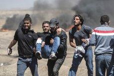 Bilanţul violenţelor din Fâşia Gaza a ajuns la 61 de morţi