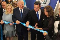 Al doilea stat care şi-a inaugurat, oficial, ambasada la Ierusalim. Netanyahu: