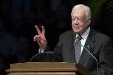 Trump are şanse bune să primească premiul Nobel pentru pace, crede fostul preşedinte american Jimmy Carter