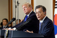 Preşedintele Coreei de Sud, şocat că Trump a anulat întâlnirea  cu Kim Jong-un