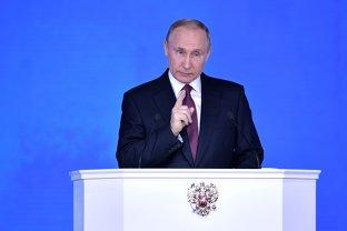 Putin va respecta Constituţia şi nu va mai candida la preşedinţia Rusiei