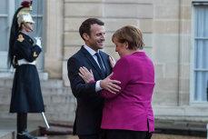 Angela Merkel anunţă reformarea UE. Comisia Europeană şi Macron o felicită pentru plan