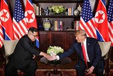 Donald Trump şi Kim Jong-un s-au întâlnit în Singapore