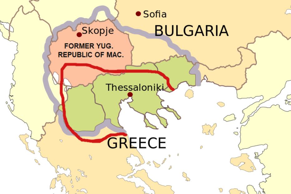 """Este oficial: Macedonia îşi schimbă numele. Grecia a acceptat: """"Este un moment istoric!"""""""