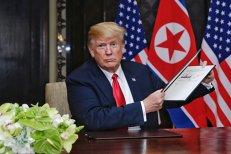 Iran avertisment pentru Kim Jong un: Trump poate anula acordul