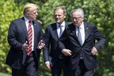 Donald Trump a difuzat imagini de la summitul G7, ca să convingă lumea că e prieten cu ceilalţi lideri politici