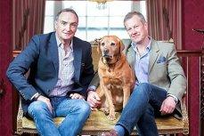 Ivar Mountbatten - James Coyle prima nuntă gay din familia regală britanică