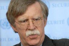 John Bolton, consilierul SUA pentru Siguranţă Naţională, va efectua o vizită în Rusia