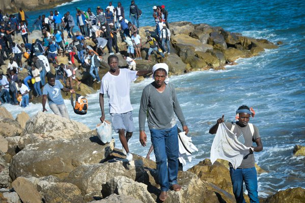 migranti veniti peste mediterana