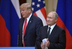 Vladimir Putin îl invită pe Donald Trump la Moscova