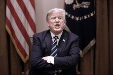 """Trump despre întâlnirea pe care fiul său a avut-o cu oficiali RUŞI: """"Este o practică complet LEGALĂ. A avut scopul de a obţine informaţii despre un OPONENT"""""""