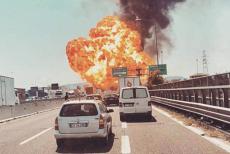 EXPLOZIE lângă aeroportul din Bologna: doi morţi şi cel puţin 84 de răniţi