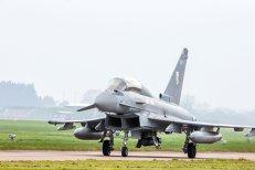 Un avion de vânătoare spaniol a lansat o RACHETĂ deasupra ESTONIEI. Ministerul Apărării a deschis o ANCHETĂ