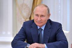 Putin merge LA NUNTĂ în Austria, apoi se vede cu Merkel. Program încărcat pentru liderul de la Kremlin