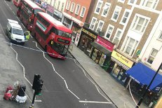 O femeie din Marea Britanie a murit după ce a fost lovită de o BICICLETĂ ELECTRICĂ