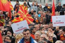 Macedonenii REFUZĂ să schimbe numele ţării. Doar 36% dintre cetăţeni s-au prezentat la referendum