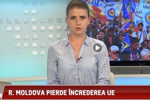 Întreaga REDACŢIE a postului 10TV din Republica Moldova, CONCEDIATĂ după ce A CRITICAT regimul Plahotniuc-Dodon. Vezi ştirea care a declanşat REPRESALIILE