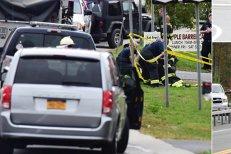 20 de morţi după ce O LIMUZINĂ  de la o nuntă din New York loveşte un grup de pietoni