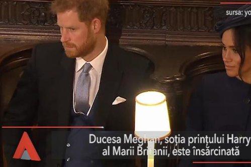 Meghan MARKLE, soţia prinţului HARRY al Marii Britanii, este ÎNSĂRCINATĂ. Ce nume poate primi cel de-al şaptelea  în succesiunea la tronul Casei Regale şi ce companii vor BENEFICIA de naşterea copilului