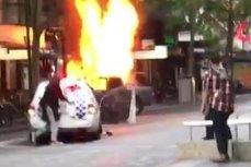 Cel puţin UN MORT, după ce un bărbat a intrat CU MAŞINA într-un mall din Melbourne şi a înjunghiat mai multe persoane