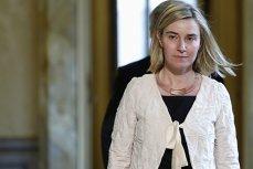 Nu vom avea o ARMATĂ EUROPEANĂ! Suntem o uniune politică! Federica Mogherini linişteşte apele TULBURATE de Emmanuel Macron