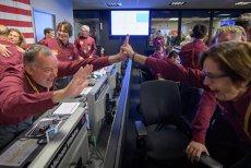 Sonda spaţială InSight a ajuns PE PLANETA MARTE. Numele membrilor trupei GOODBYE TO GRAVITY, pe un cip de la bord