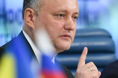Igor Dodon, suspendat A CINCEA OARĂ din funcţia de preşedinte al Moldovei