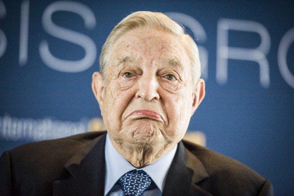 George Soros, ales personalitatea anului 2018 de Financial Times