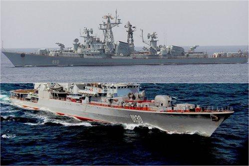Incident periculos în Marea Neagră: Gestul provocator pe care l-ar fi făcut un distrugător rus în timpul unui exerciţiu militar