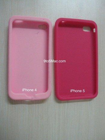 GALERIE FOTO: Cum ar putea arata noul iPhone 5