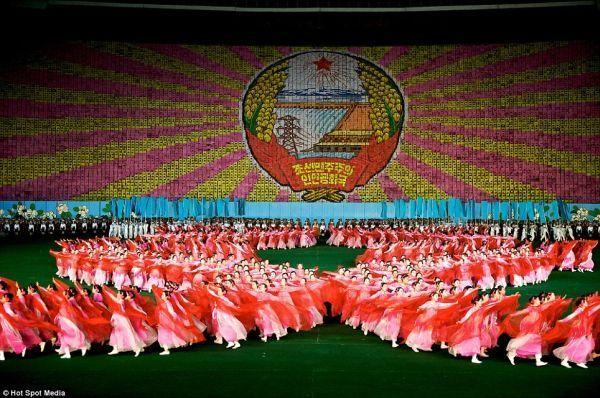Corea del Norte: 100 imágenes ''El legado de Kim Jong-Il''