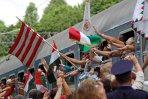 Încordare între România şi Ungaria: Bucureştiul nu permite intrarea în ţară a trenului cu cenuşa poetului Jozsef Nyiro