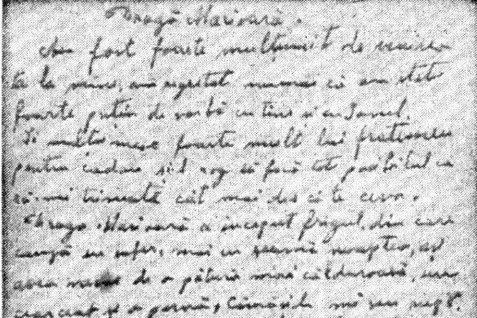 """Istoria nespusă. Scrisorile din închisoare ale tatălui lui Ion Iliescu. """"Sunt foarte îngrijorat de Ionel, nu-mi scrii de ce boală e bolnav…"""". DOCUMENT"""