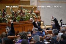 Parlamentul României, de la