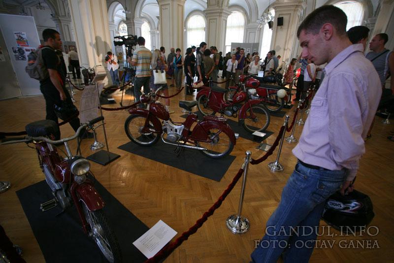 Motociclete de epocă la 20.000 €