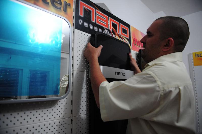 FABRICA DE IDEI GÂNDUL - Profit frumos dintr-o afacere revoluţionară: plasma termică în infraroşu