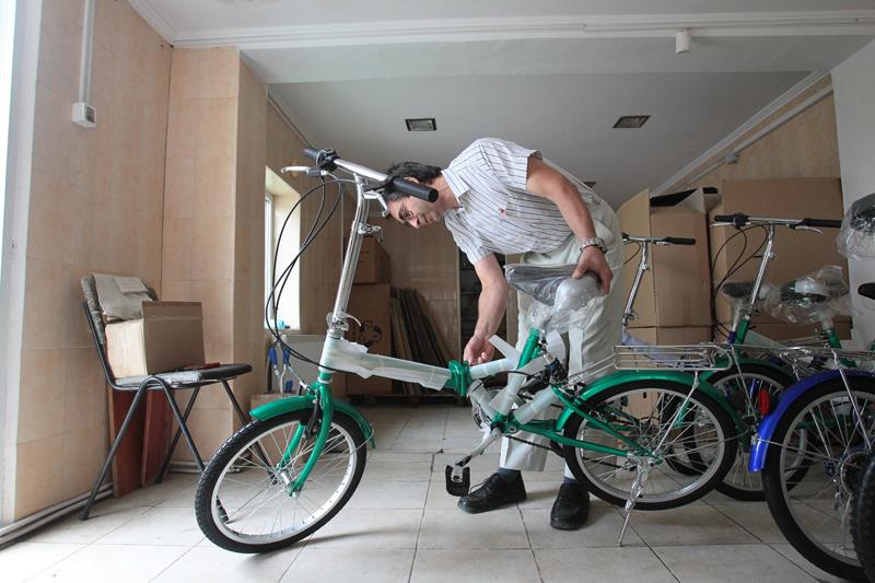 FABRICA DE IDEI GÂNDUL - Afacerea cu biciclete începută cu 15.000 de euro