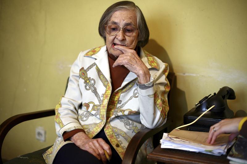 Lecţii de supravieţuire cu Minerva Tănăsescu, 90 de ani