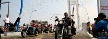Pasajul Basarab a fost inaugurat cu plăcuţă, majorete, motorete şi poliţie călare: