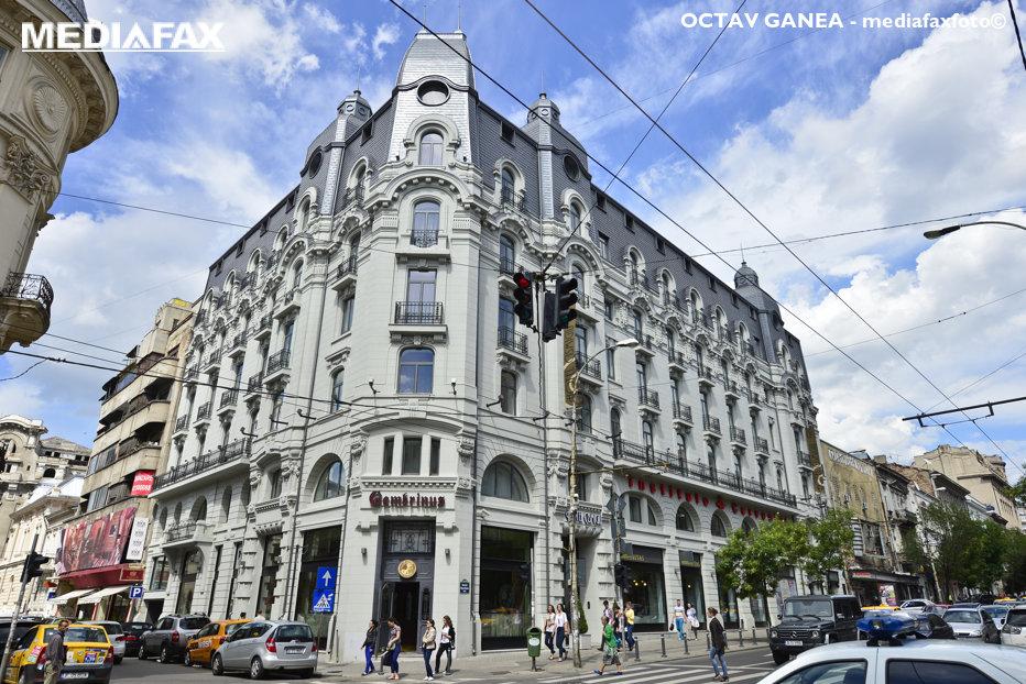 HOTEL CIŞMIGIU la 100 de ani: reînvierea uneia dintre cele mai frumoase clădiri istorice